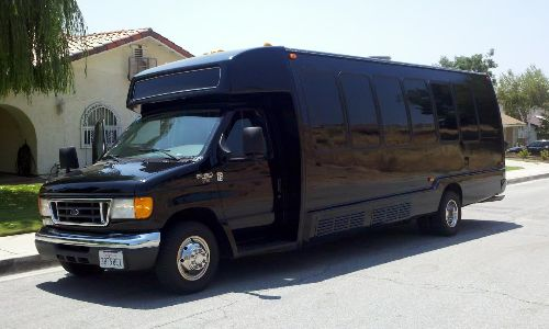 23 Passenger Corporate Coach