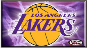 LA Lakers Limo Service
